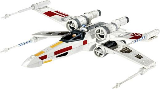 Revell 03601 Star Wars X-Wing Fighter Science Fiction Bausatz