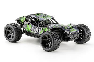 Automodello Absima ASB1 Brushed 1:10 Buggy Elettrica 4WD RtR 2,4 GHz