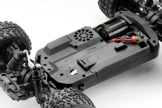 Absima ASB1BL Brushless 1:10 RC Modellauto Elektro Buggy Allradantrieb RtR 2,4 GHz