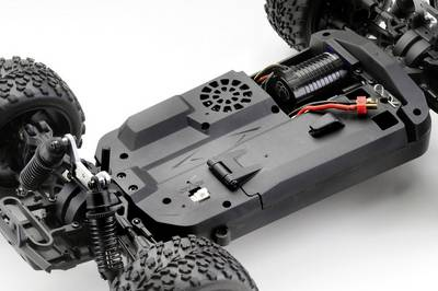 Automodello Absima ASB1BL Brushless 1:10 Buggy Elettrica 4WD RtR 2,4 GHz