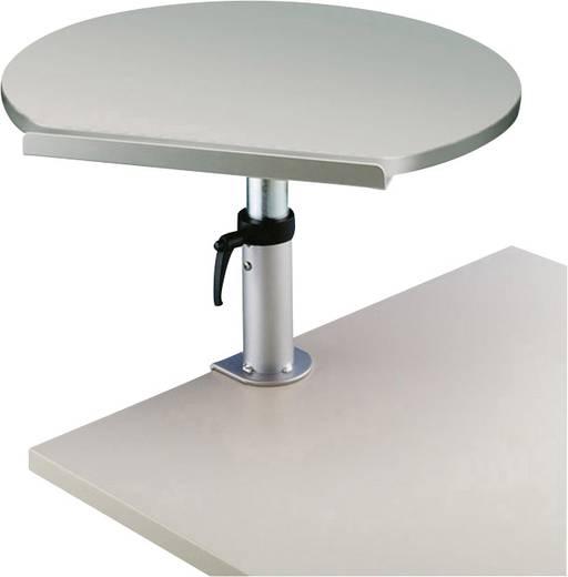 Maul Tischpult 9301182 Farbe der Tischplatte: Grau höhenverstellbar, mit Tischklemme max. Höhe: 43 cm