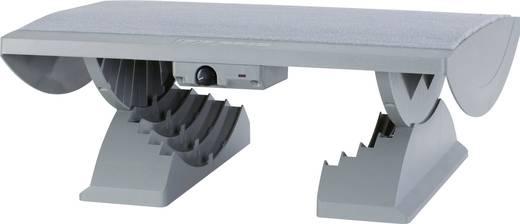 Maul Ergonomische Fußstütze beheizt 9025085 höhenverstellbar in 5 Stufen