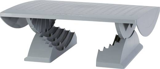 Maul Ergonomische Fußstütze 9022085 Höhenverstellbar in 5 Stufen