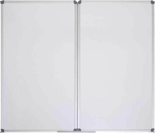 Maul Klapptafel 6458084 Weiß 240 cm x 100 cm