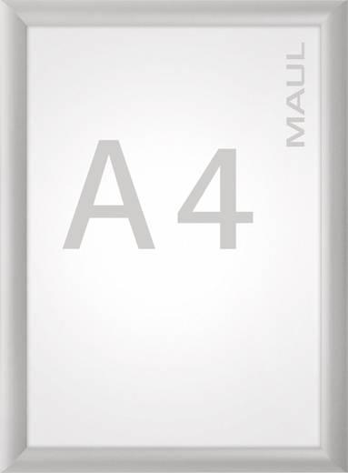 Maul Klapprahmen MAULstandard Verwendung für Papierformat: 1 x DIN A4 Innenbereich 6604408 Aluminium Silber 1 St.