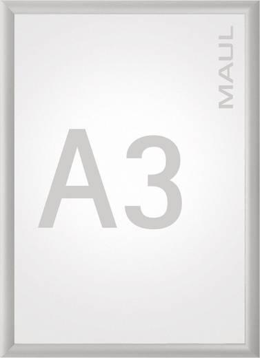 Maul Klapprahmen MAULstandard Verwendung für Papierformat: 1 x DIN A3 Innenbereich 6604308 Aluminium Silber 1 St.
