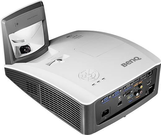 BenQ Beamer MH856UST DLP Helligkeit: 3500 lm 1920 x 1080 HDTV 10000 : 1 Weiß