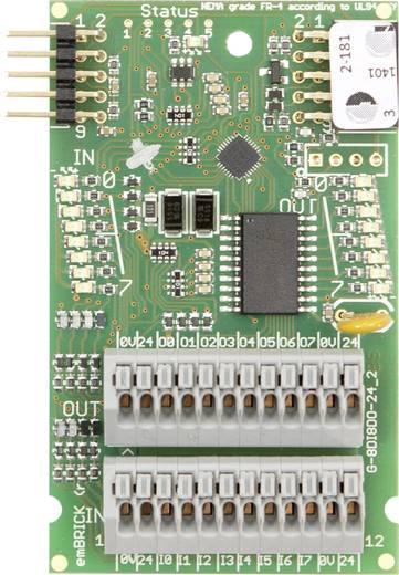 SPS-Erweiterungsmodul emBRICK G-8Di8Do-01
