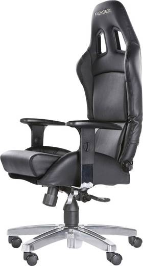 Gaming-Stuhl Playseats Office Sitz Schwarz Schwarz