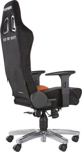 Gaming-Stuhl Playseats Office Sitz Dakar Tim Coronel Schwarz