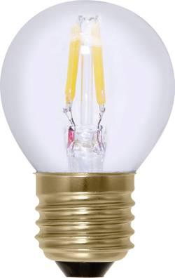 Ampoule LED E27 Segula 50208 en forme de goutte 2.7 W=18 W blanc chaud (Ø x L) 45 mm x 72 mm EEC: classe A+ à filament