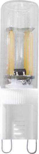 Segula LED EEK A+ (A++ - E) G9 Stiftsockel 1.5 W = 10 W Warmweiß (Ø x L) 14 mm x 57 mm Filament, dimmbar 1 St.