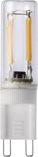 Segula LED EEK A+ (A++ - E) G9 Stiftsockel 1.5 W = 12 W Warmweiß (Ø x L) 14 mm x 57 mm Filament, dimmbar 1 St.