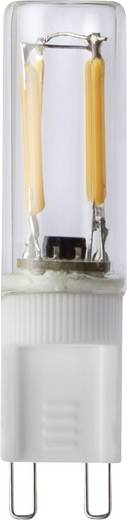 Segula LED G9 Stiftsockel 1.5 W = 12 W Warmweiß (Ø x L) 14 mm x 57 mm EEK: A+ Filament, dimmbar 1 St.