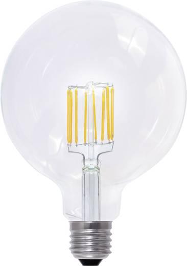 Segula LED E27 Globeform 6 W = 40 W Warmweiß (Ø x L) 125 mm x 180 mm EEK: A+ Filament, dimmbar 1 St.