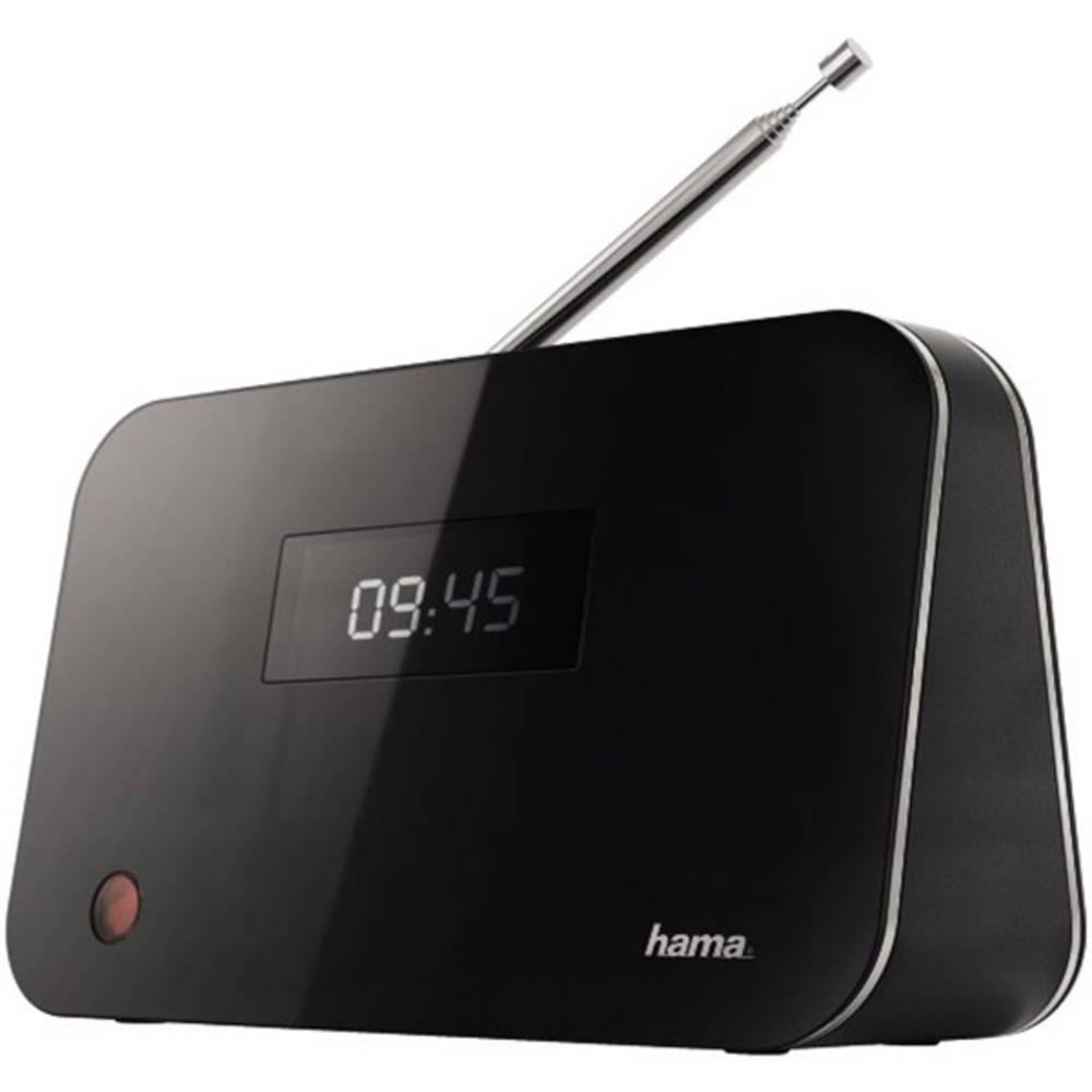dab radio adapter hama aux bluetooth dab fm black im. Black Bedroom Furniture Sets. Home Design Ideas