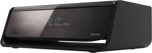 Hama DR30 DAB+ Radiowecker DAB+, UKW Schwarz