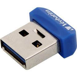 USB flash disk Verbatim Nano 98711, 64 GB, USB 3.2 Gen 1 (USB 3.0)