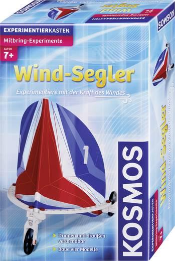 Experimentierkasten Kosmos Wind-Segler 657345 ab 8 Jahre
