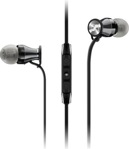 Sennheiser Momentum In-Ear G Kopfhörer In Ear Headset Schwarz, Chrom
