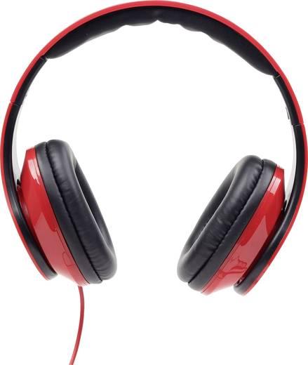 gembird detroit kopfh rer on ear faltbar headset rot kaufen. Black Bedroom Furniture Sets. Home Design Ideas