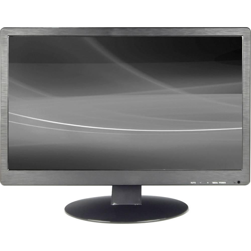 ecran de surveillance led cm 19 pouces bsmon19 1280 x 1024 pix noir. Black Bedroom Furniture Sets. Home Design Ideas