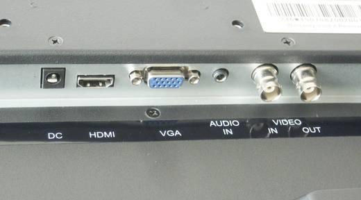 LED-Überwachungsmonitor 58.42 cm 23 Zoll BSMON23 1920 x 1080 Pixel Schwarz