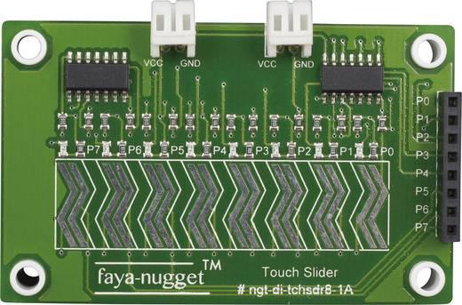 Fayalab Faya-Nugget Touch Slider Modul 801-NU0029 Passend für (Arduino Boards): Arduino, Fayaduino