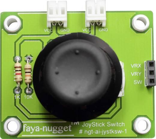 Fayalab Faya-Nugget Joystick Modul 801-NU0001 Passend für (Arduino Boards): Arduino, Fayaduino