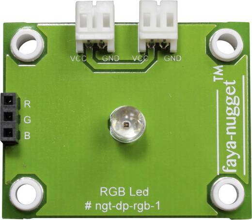 Fayalab Faya-Nugget RGB LED Modul 801-NU0023 Passend für (Arduino Boards): Arduino, Fayaduino