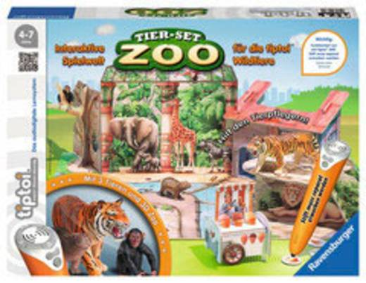 Ravensburger tiptoi® Tier-Set Zoo