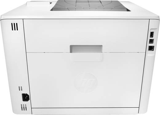 HP Color LaserJet Pro M452nw Farblaserdrucker A4 27 S./min 27 S./min 600 x 600 dpi LAN, WLAN
