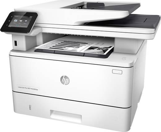 HP LaserJet Pro MFP M426fdw Monolaser-Multifunktionsdrucker A4 Drucker, Scanner, Kopierer, Fax LAN, WLAN, NFC, Duplex, D