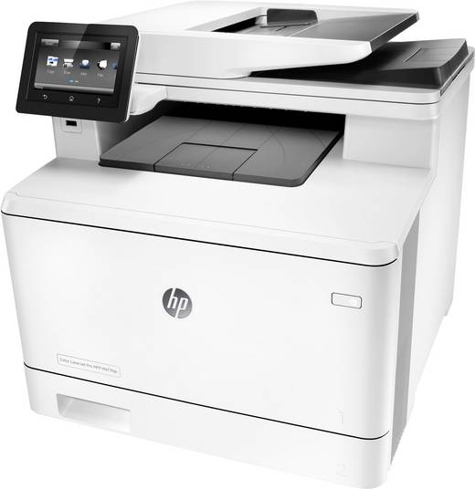 HP Color LaserJet Pro MFP M477fdn Farblaser ...