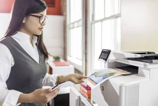 HP Color LaserJet Pro MFP M477fdw Farblaser-Multifunktionsdrucker A4 Drucker, Scanner, Kopierer, Fax LAN, WLAN, NFC, Dup