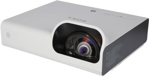 LCD Beamer Sony VPL-SX226 Helligkeit: 2800 lm 1024 x 768 XGA 3000 : 1 Weiß