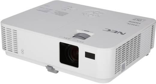 DLP Beamer NEC V302H Helligkeit: 3000 lm 1920 x 1080 HDTV 10000 : 1 Weiß