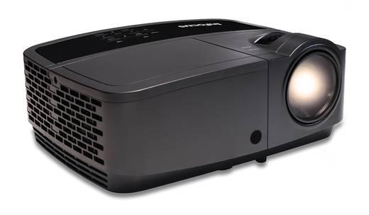 DLP Beamer InFocus IN112x Helligkeit: 3200 lm 800 x 600 SVGA 15000 : 1 Schwarz