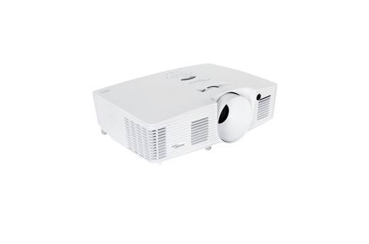 DLP Beamer Optoma EH341 Helligkeit: 3500 lm 1920 x 1080 HDTV 20000 : 1 Weiß