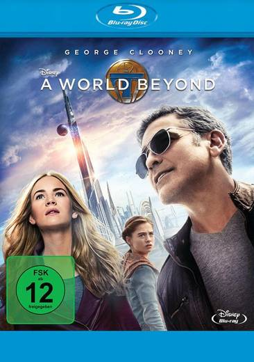 blu-ray A World Beyond FSK: 12
