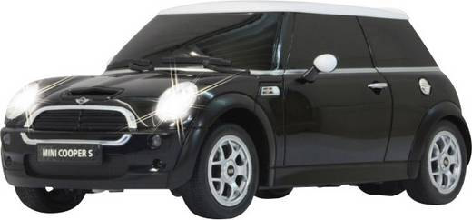 jamara mini cooper s 1 14 rc einsteiger modellauto elektro. Black Bedroom Furniture Sets. Home Design Ideas
