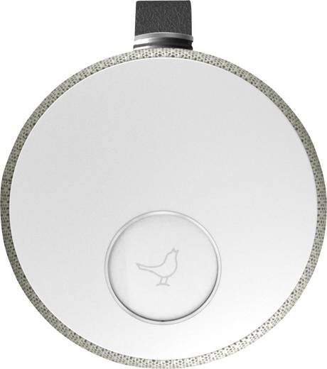 Multiroom Lautsprecher Libratone Zipp Cloudy Grey Air-Play, Bluetooth®, DLNA, WLAN, AUX, USB Freisprechfunktion Hell-Gr