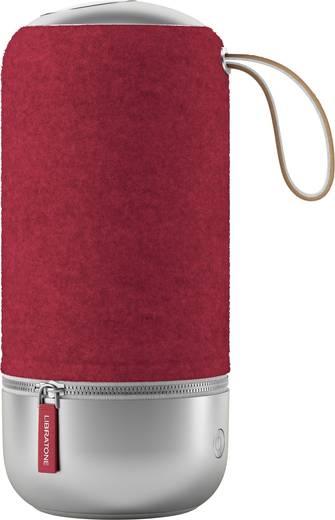 Multiroom Lautsprecher Libratone Zipp Mini Copenhagen Edition Raspberry Red AUX, USB, WLAN, Bluetooth®, Air-Play, DLNA