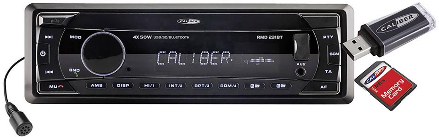 Renkforce RUSD-1803BT Autoradio Bluetooth/®-Freisprecheinrichtung