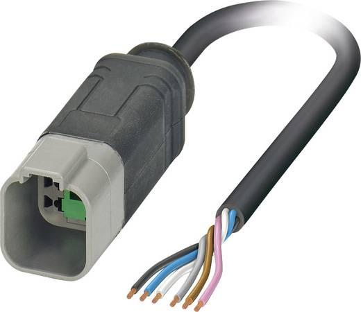 Phoenix Contact 1415030 Sensor-/Aktor-Steckverbinder, konfektioniert Stecker, gerade 1.50 m Polzahl: 6 1 St.