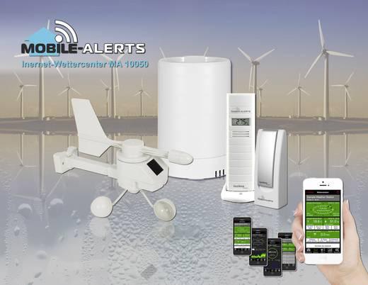 Funk-Wetterstation Techno Line MA 10050 Mobile Alerts MA 10050 Vorhersage für 12 bis 24 Stunden