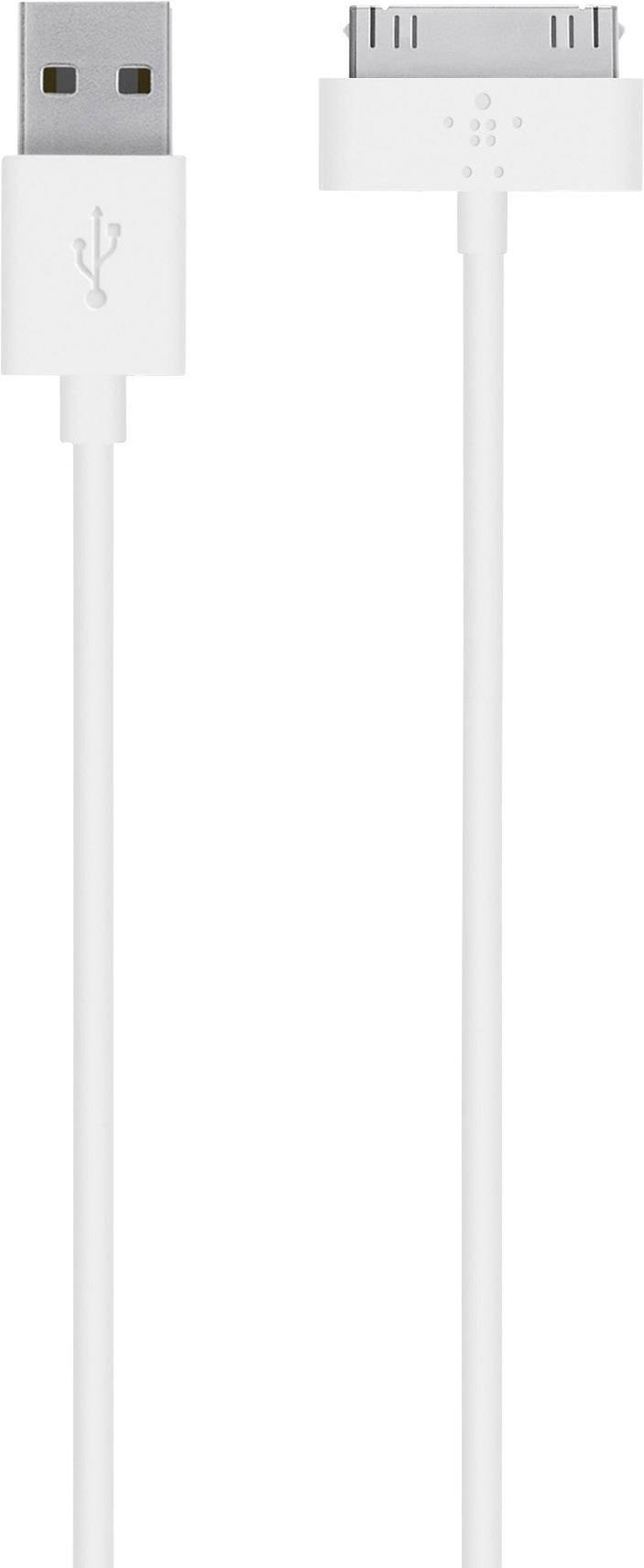 iPadiPhoneiPod DatenkabelLadekabel [1x USB 2.0 Stecker A