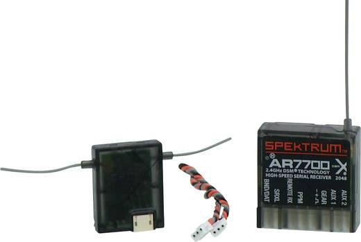8-Kanal Empfänger Spektrum AR 7700 2,4 GHz Stecksystem JR