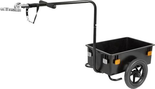 Lasten Fahrradanhänger M-Wave Mini 640039 Schwarz