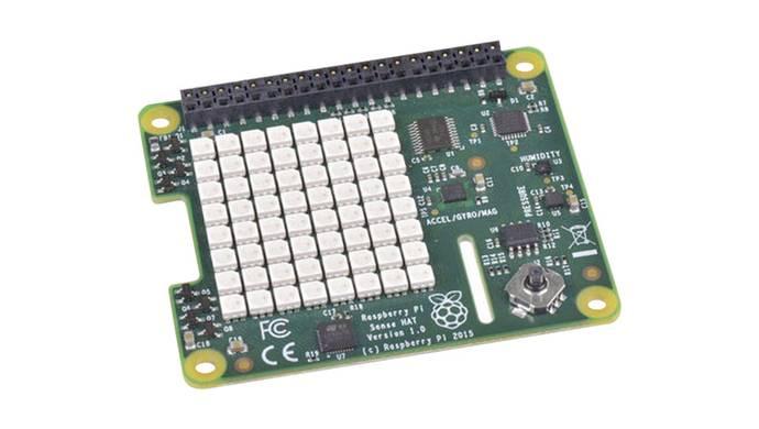 Sence HAT Board für Raspberry Pi®